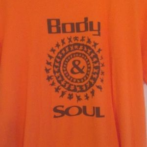 Body and Soul size M